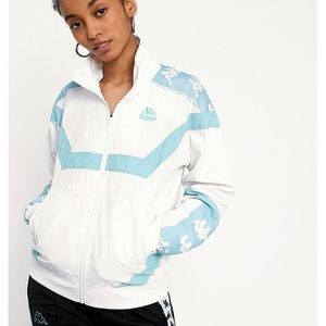 NWT NWD Urban Outfitters Kappa Track Jacket XS